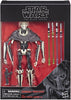 Star Wars The Black Series 6 Inch Action Figure Deluxe - General Grievous #D1
