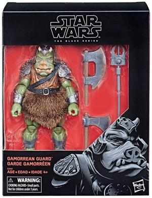 Star Wars The Black Series 6 Inch Action Figure Deluxe Exclusive - Gamorrean Guard