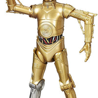 Star Wars The Black Series 6 Inch Action Figure Exclusive - C-3PO with Silver Leg (Non Mint Packaging)