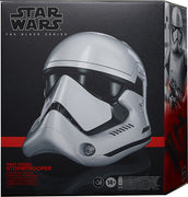 Star Wars The Black Series Life Size Prop Replica - First Order Stormtrooper Electronic Helmet