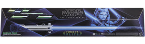 Star Wars The Black Series Force FX Elite Life Size Prop Replica Lightsabers - Ahsoka Tano