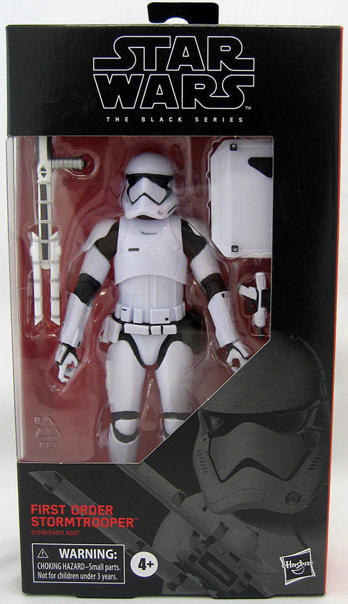 Star Wars The Black Series 6 Inch Action Figure Wave 33 - First Order Stormtrooper #97