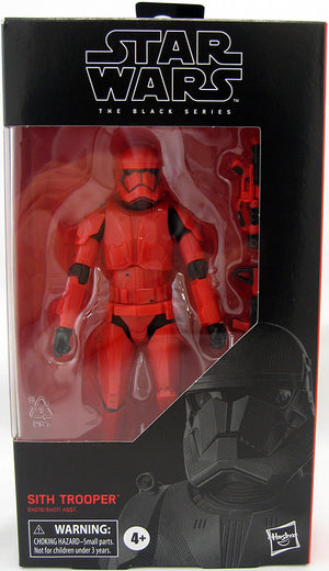Star Wars The Black Series 6 Inch Action Figure Wave 33 - Sith Trooper #92