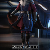 Star Wars The Clone Wars 12 Inch Action Figure 1/6 Scale Series - Anakin Skywalker Hot Toys 906712