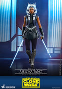 Star Wars The Clone Wars 11 Inch Action Figure 1/6 Scale - Ahsoka Tano Hot Toys 906960