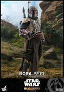 Star Wars The Mandalorian 12 Inch Action Figure 1/6 Scale - Boba Fett