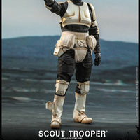 Star Wars The Mandalorian 12 Inch Action Figure 1/6 Scale Series - Scout Trooper Hot Toys 906339
