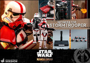 Star Wars The Mandalorian 12 Inch Action Figure 1/6 Scale Series - Incinerator Stormtrooper Hot Toys 905801
