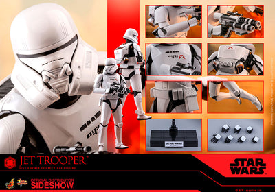 Star Wars The Rise of Skywalker 12 Inch Action Figure 1/6 Scale Series - Jet Trooper Hot Toys 905633