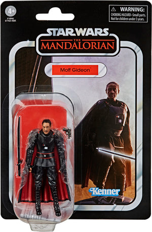 Star Wars The Vintage Collection 3.75 Inch Action Figure Wave 8 - Moff Gideon VC 180