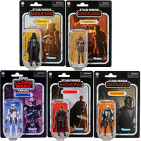 Star Wars The Vintage Collection 3.75 Inch Action Figure Wave 8 - Set of 5 (VC178 to VC182)