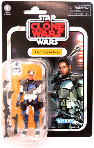 Star Wars The Vintage Collection 3.75 Inch Action Figure (2020 Wave 6) - ARC Trooper Fives VC172