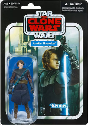 Star Wars The Vintage Collection 3.75 Inch Action Figure (2020 Wave 7) - Anakin Skywalker VC92