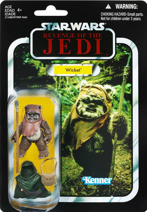 Star Wars The Vintage Collection 3.75 Inch Action Figure (2020 Wave 7) - Wicket VC27