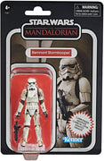 Star Wars The Vintage Collection 3.75 Inch Action Figure Exclusive - Carbonized Remnant Stormtrooper