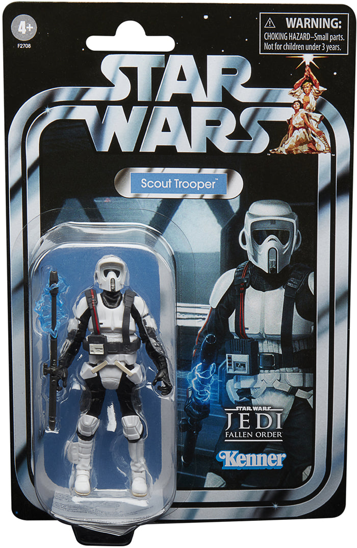 Star Wars The Vintage Collection 3.75 Inch Action Figure Gaming Greats Wave 1 - Shock Scout Trooper