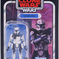 Star Wars The Vintage Collection 3.75 Inch Action Figure Wave 8 - Captain Rex VC182