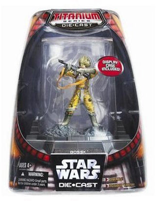 Star Wars 3.75 Inch Action Figure Titanium Series - Bossk