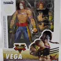 Street Fighter 6 Inch Action Figure S.H. Figuarts - Vega