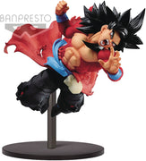 Super Dragon Ball Heroes 6 Inch Static Figure 9th Anniversary - Super Saiyan 4 Xeno Goku