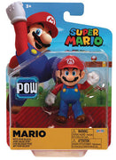 Super Mario World Of Nintendo 4 Inch Action Figure Wave 21 - Mario