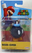 Super Mario World Of Nintendo 2 Inch Mini Figure Wave 26 - Bob-omb