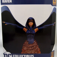 Teen Titans 6 Inch Statue Figure Multi Part Series - Raven