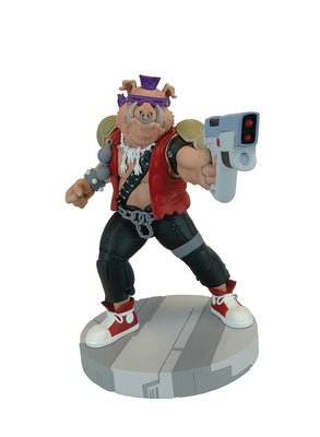 Teenage Mutant Ninja Turtles 9 Inch Statue Figure 1/8 Scale PVC - Bebop