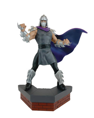 Teenage Mutant Ninja Turtles 9 Inch Statue Figure 1/8 Scale PVC - Shredder