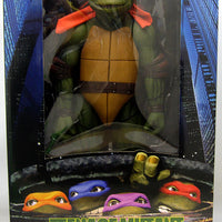Teenage Mutant Ninja Turtles 18 Inch Action Figure 1/4 Scale Series - Michelangelo