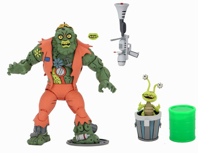 Teenage Mutant Ninja Turtles 1980 Cartoon 7 Inch Action Figure Ultimate Series - Muckman