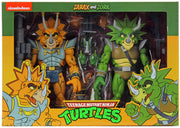 Teenage Mutant Ninja Turtles Cartoon Series 7 Inch Action Figure 2-Pack Exclusive - Zarax & Zork