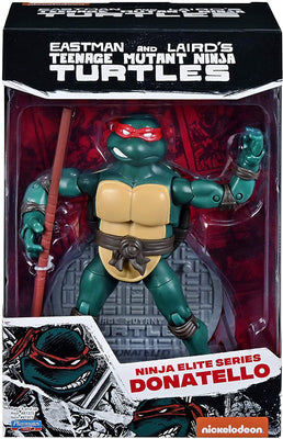 Teenage Mutant Ninja Turtles Original Comic Book 6 Inch Action Figure Ninja Elite Series 1 - Donatello
