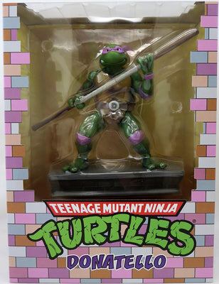 Teenage Mutant Ninja Turtles PVC 8 Inch Statue Figure 1/8 Scale - Donatello