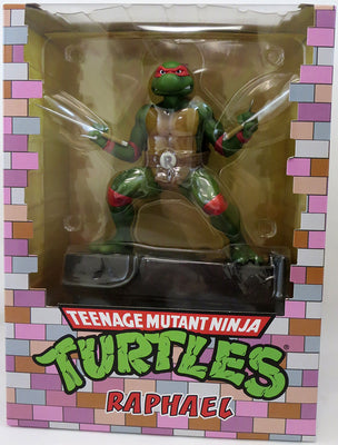 Teenage Mutant Ninja Turtles PVC 8 Inch Statue Figure 1/8 Scale - Raphael