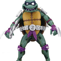 Teenage Mutant Ninja Turtles 7 Inch Action Figure Turtles In Time - Slash