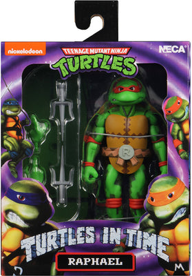 Teenage Mutant Ninja Turtles 6 Inch Action Figure Turtles In Time Series 2 - Raphael