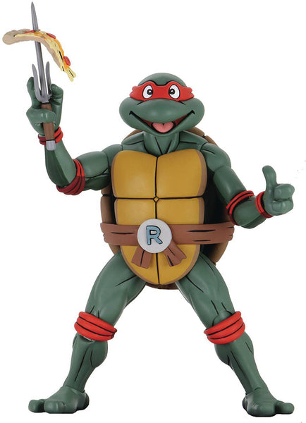Teenage Mutnat Ninja Turtles 18 Inch Action Figure 1/4 Scale Series - Raphael Cartoon