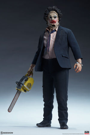 Texas Chainsaw Massacre 1974 12 Inch Action Figure 1/6 Scale - Leatherface Sideshow 100399