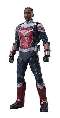 The Falcon and The Winter Soldier 6 Inch Action Figure S.H. Figuarts - Falcon