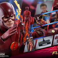 The Flash CW 12 Inch Action Figure 1/6 Scale Series - The Flash Hot Toys 904952