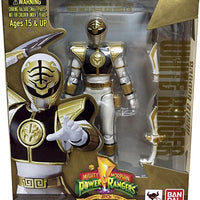 Power Rangers Mighty Morphin 6 Inch Action Figure S.H. Figuarts - The Legendary White Ranger