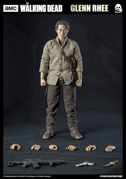 The Walking Dead TV Series 12 Inch Action Figue 1/6 Scale - Glenn