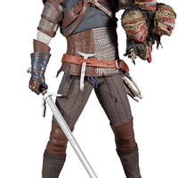 The Witcher 3 Wild Hunt 12 Inch Action Figure Deluxe - Geralt Of Rivia