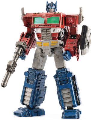 Transformers Collectors War For Cybertron 10 Inch Action Figure Deluxe - Optimus Prime
