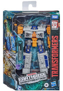 Transformers Earthrise War For Cybertron 6 Inch Action Figure Deluxe Class (2020 Wave 2) - Airwave