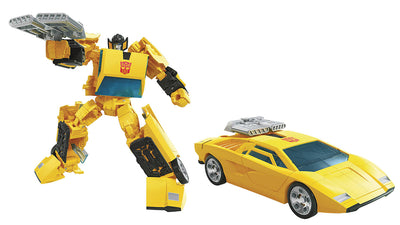 Transformers Earthrise War For Cybertron 6 Inch Action Figure Deluxe Class (2020 Wave 3) - Sunstreaker