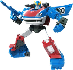 Transformers Earthrise War For Cybertron 6 Inch Action Figure Deluxe Class (2020 Wave 2) - Smokescreen #20