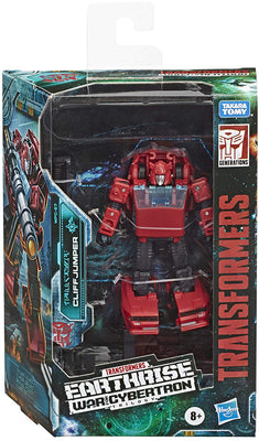 Transformers Earthrise War For Cybertron 6 Inch Action Figure Deluxe Class Wave 1 - Cliffjumper