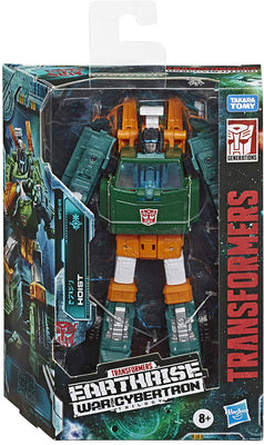 Transformers Earthrise War For Cybertron 6 Inch Action Figure Deluxe Class Wave 1 - Hoist